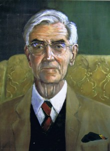 The 10th Lord Polwarth, oil, 2004