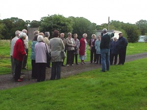 An outing to Henllan in 2009